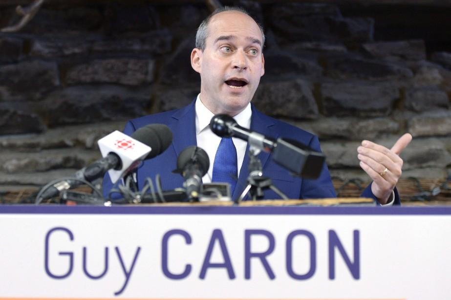 Guy Carona soutenu qu'un revenu de base permettrait... (Photo Justin Tang, archives La Presse canadienne)