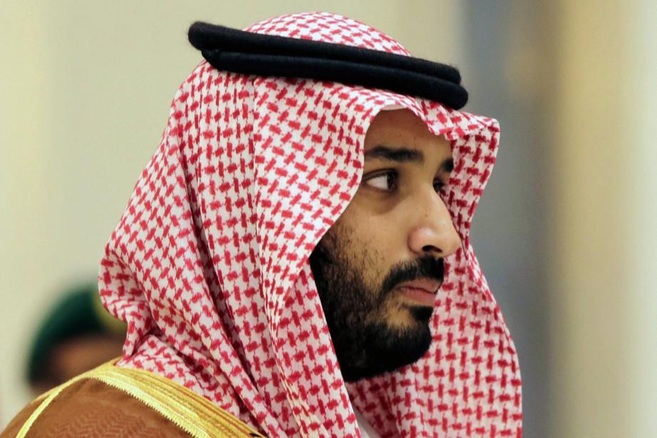 Le vice-prince héritier saoudien Mohammed ben Salmane.... (PHOTO HASAN JAMALI, ARCHIVES ASSOCIATED PRESS)