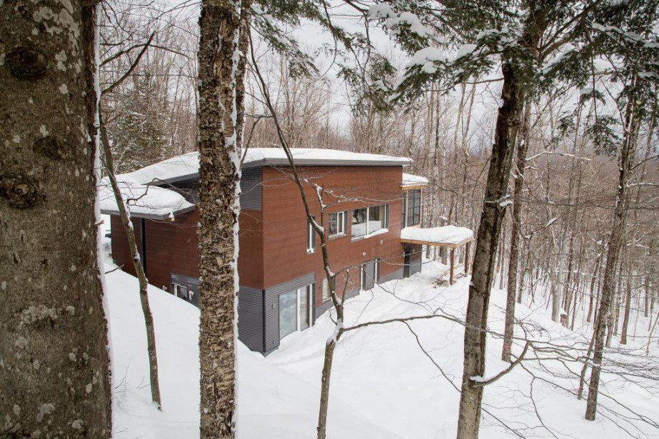 La maison la plus verte au Québec