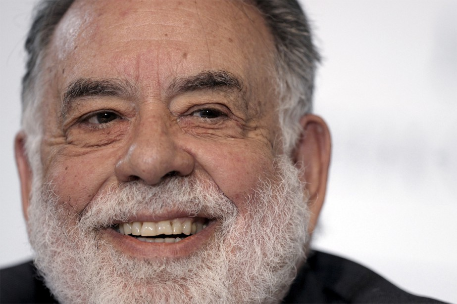 Francis Ford Coppola... (Photo Eloy Alonso, archives Reuters)