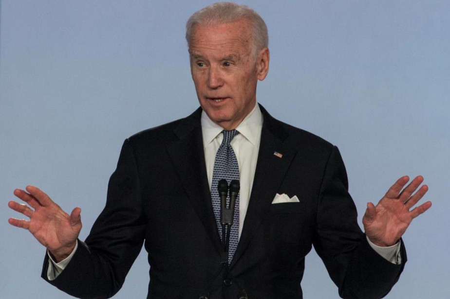 L'ancien vice-président Joe Biden compte parmi les conférenciers... (photo ana venagas, archives associated press)