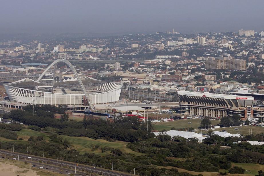 La ville de Durban a perdu les Jeux du... (Photo Paul Thomas, archives AP)
