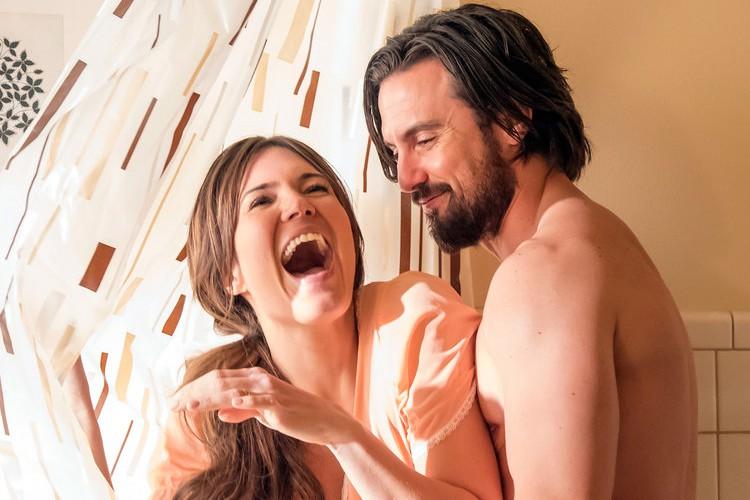 Rebecca et Jack Pearson (Mandy Moore et Milo... (Photo fournie par NBC)