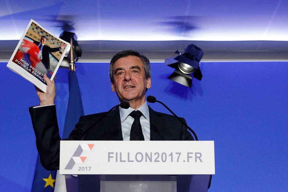 Les démêlés judiciaires deFrançois Fillonont tellement polarisé la... (Photo Philippe Wojazer, REUTERS)