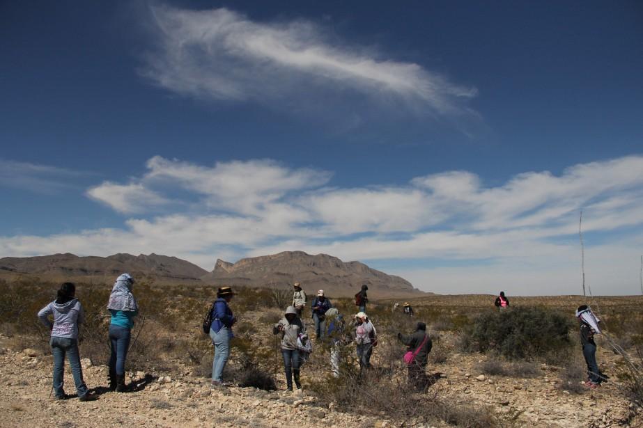 En fin de semaine, environ 80 proches et... (Photo HERIKA MARTINEZ, Agence France-Presse)