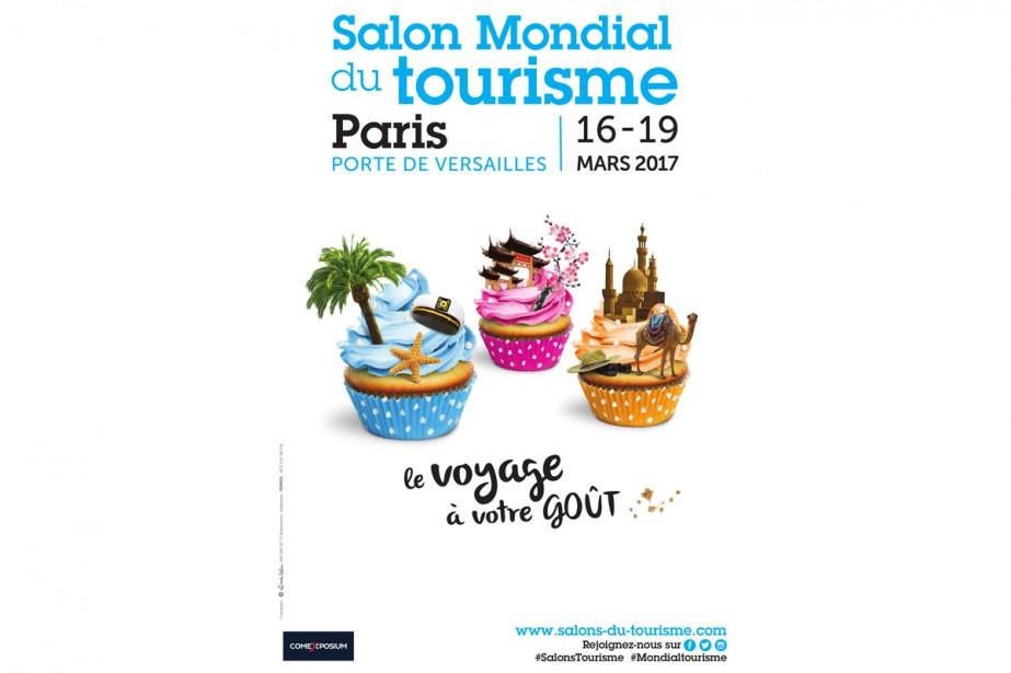Au Salon mondial du tourisme... (Photo fournie par le Salon mondial du tourisme)