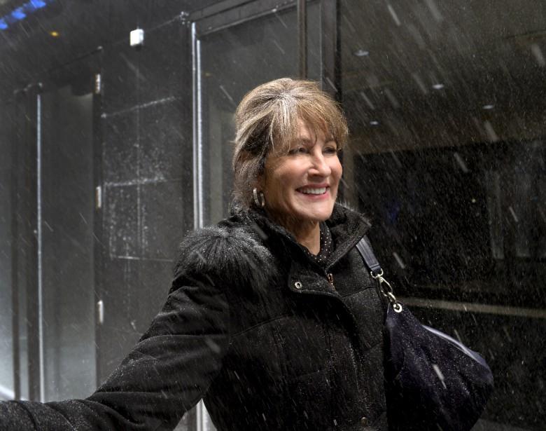La ministre de l'Immigration, Kathleen Weil, est sortie dans la tempête. | 14 mars 2017