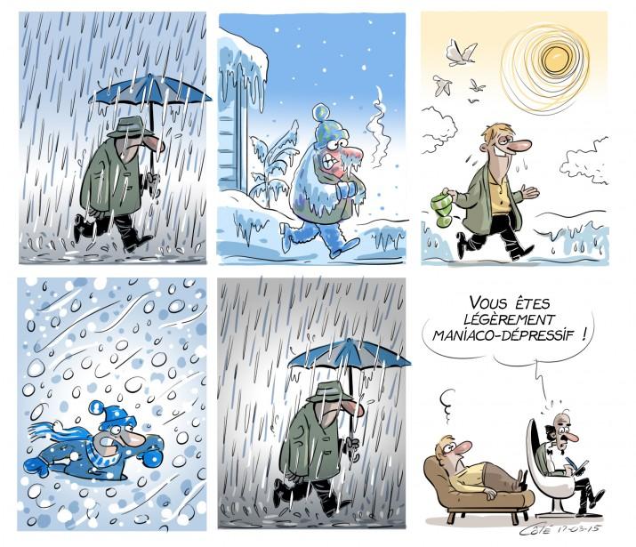 Caricature du 15 mars | 14 mars 2017