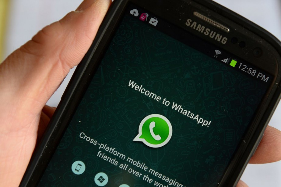 WhatsApp et Telegram utilisent un chiffrement qui garantit... (PHOTO STAN HONDA, ARCHIVES AFP)