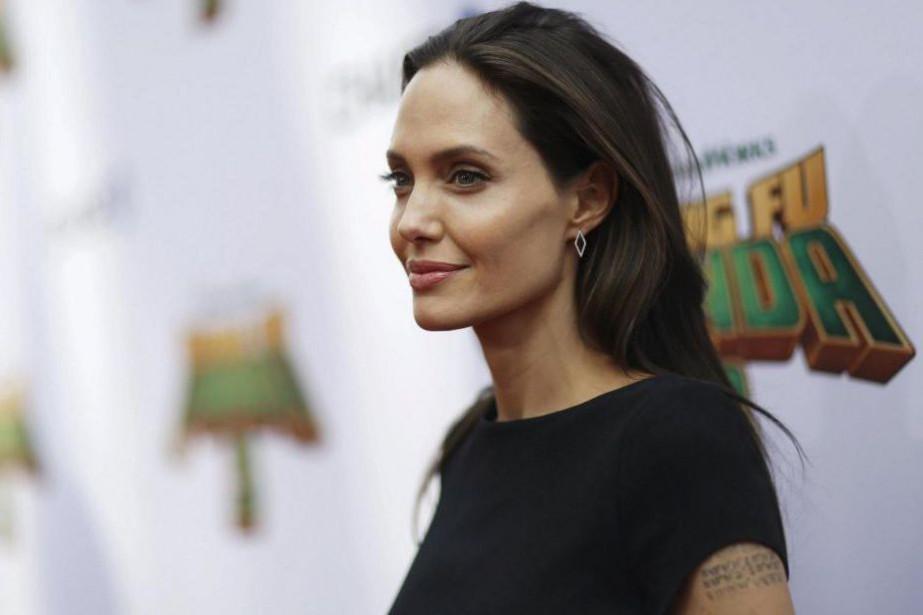 Angelina Jolie enseignera un cours de... (PhotoMario Anzuoni, archives Reuters)