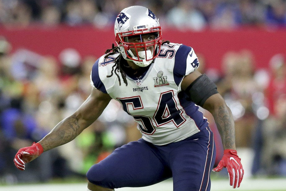 Dont'a Hightower... (Photo Gregory Payan, archives AP)