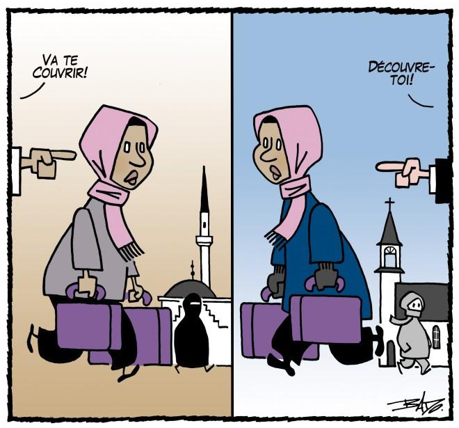 Caricature du 16 mars | 15 mars 2017