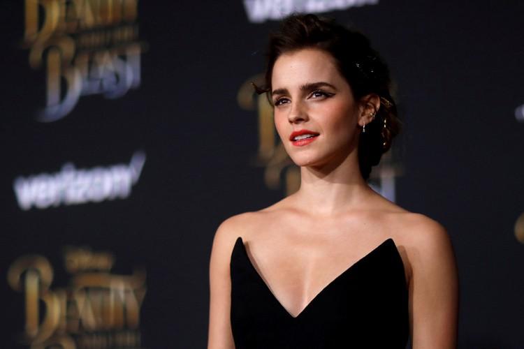 Emma Watson... (PHOTO REUTERS)