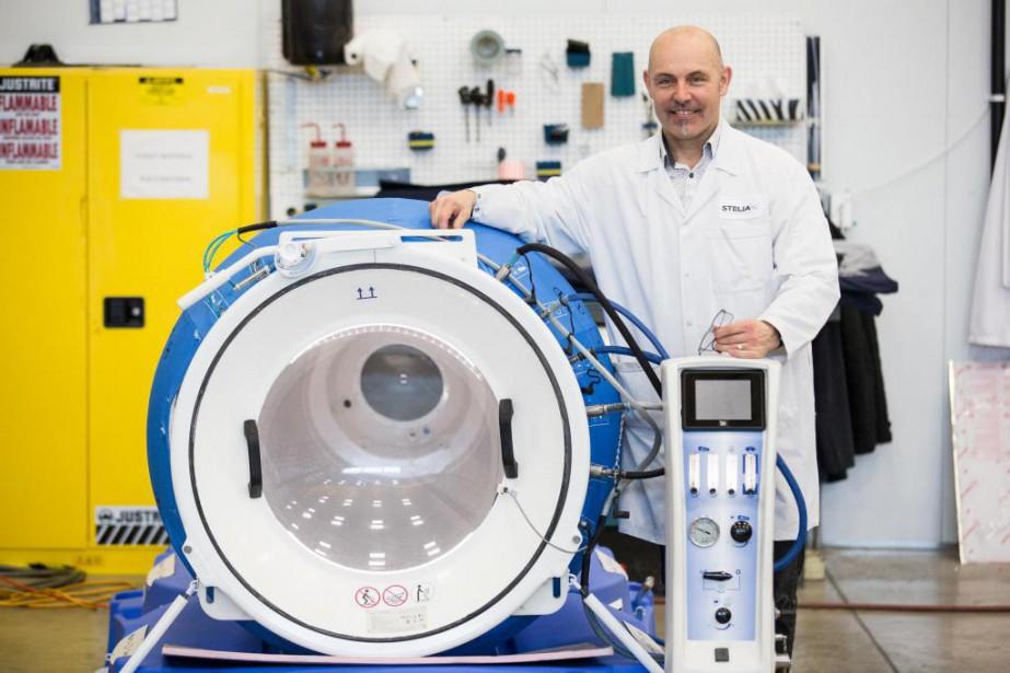 Une Chambre Hyperbare Mobile Seduit La Planete