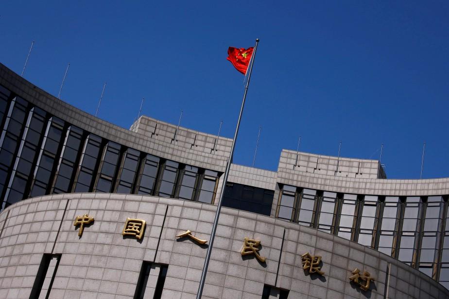 Pékin a engagé une délicate réorientation de son... (REUTERS)