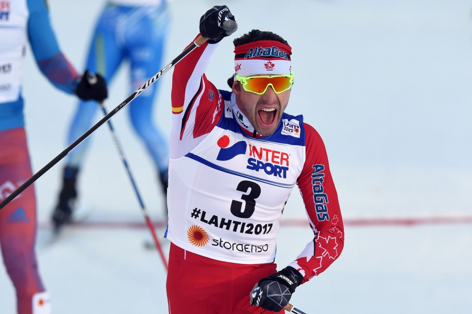Alex Harveya été sacré champion du monde au... (Photo Christof Stache, archives AFP)