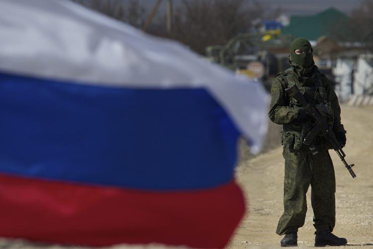 Péninsule stratégique sur la mer Noire, la Crimée... (PHOTO AP)