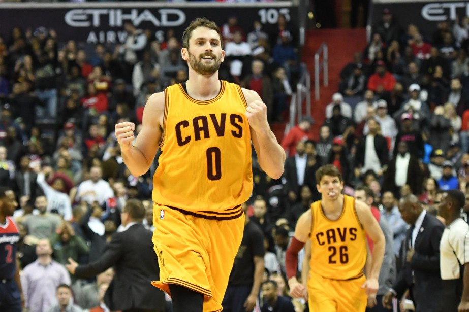 Kevin Love... (Photo Tommy Gilligan, archives USA TODAY Sports)