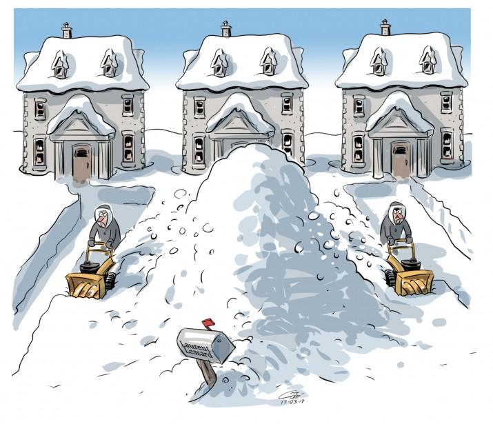 Caricature du 17 mars | 16 mars 2017