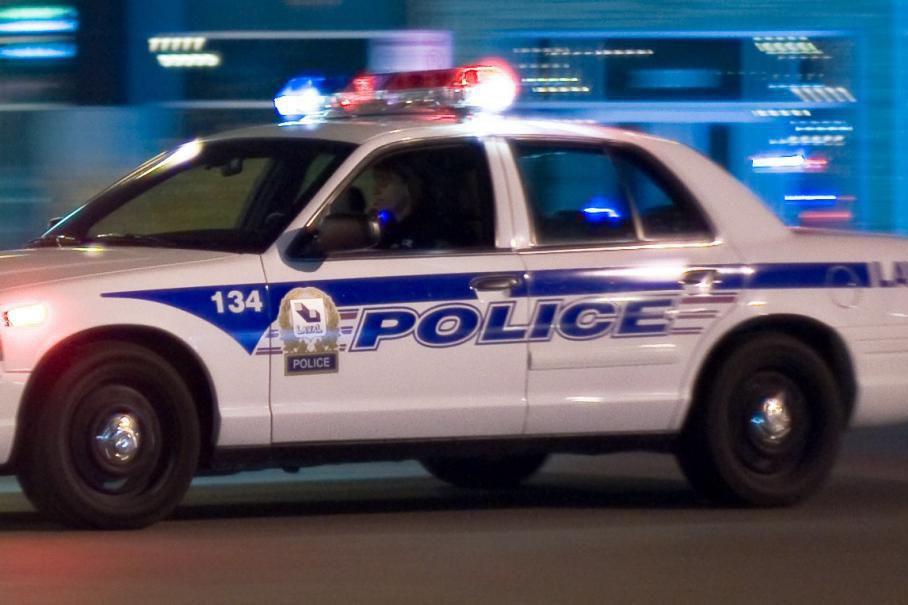 Le nombre de contraventions dressées par les policiers... (Photo fournie par la Ville de Laval)
