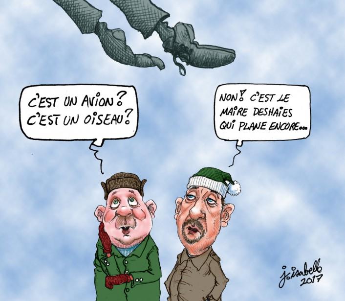 Caricature du 17 mars | 17 mars 2017