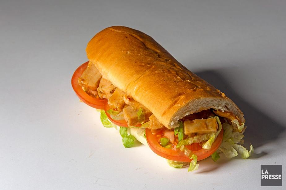 La chaîne de restaurants Subway songe à... (PHOTO OLIVIER JEAN, LA PRESSE)
