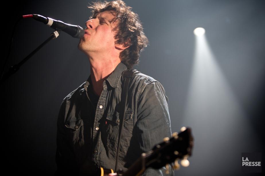 Que dire d'un chanteur qui invite... (Photo Sarah-Mongeau Birkett, La Presse)