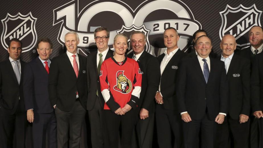 La classique 100 de la LNH aura lieu à Ottawa | 17 mars 2017