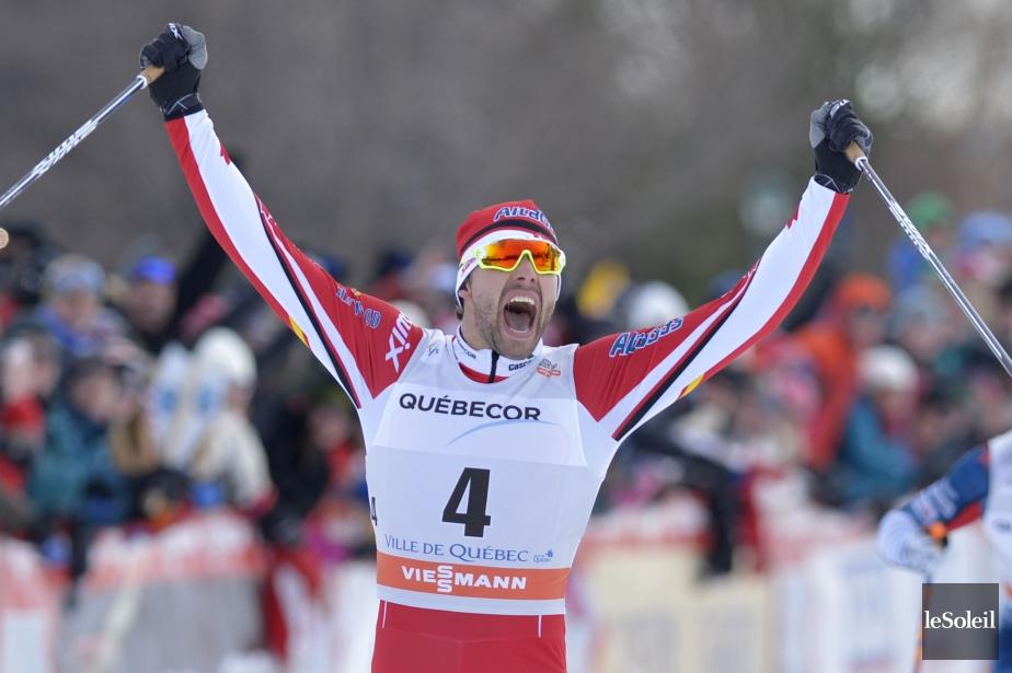 Alex Harveya affirmé que cette victoire se rapprochait... (Photo Yan Doublet, Le Soleil)