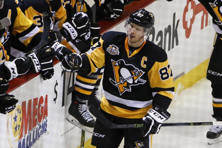 Sidney Crosby... (Photo Gene J. Puskar, AP)