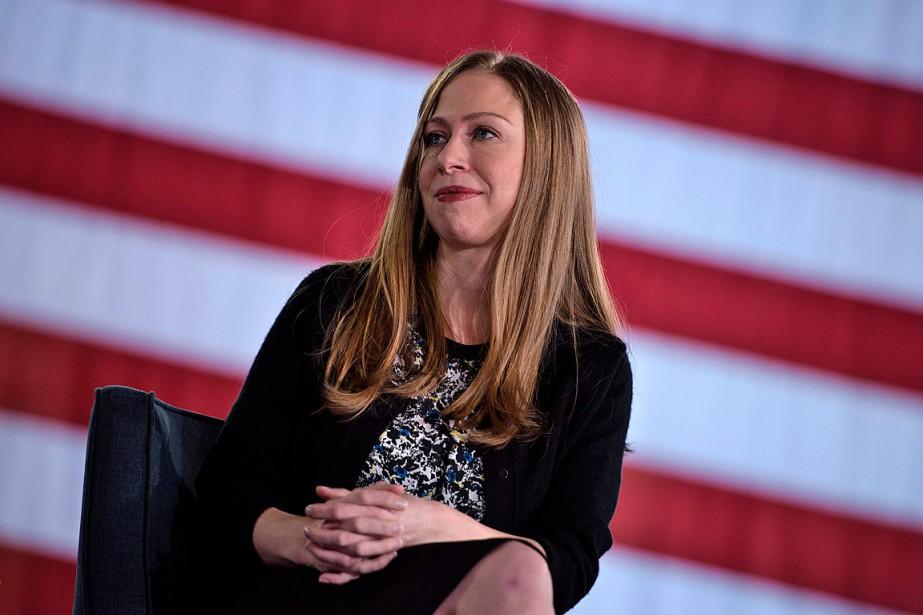 Chelsea Clinton... (PHOTO Brendan Smialowski, ARCHIVES AGENCE FRANCE-PRESSE)