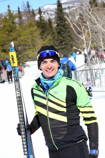 L'Olympien Raphaël Gagné a terminé troisième. | 18 mars 2017