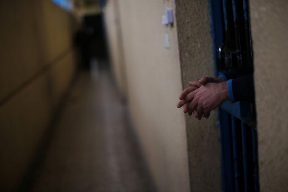 Deux Palestiniens ont été condamnés à mort par... (Photo Mohammed Salem, REUTERS)