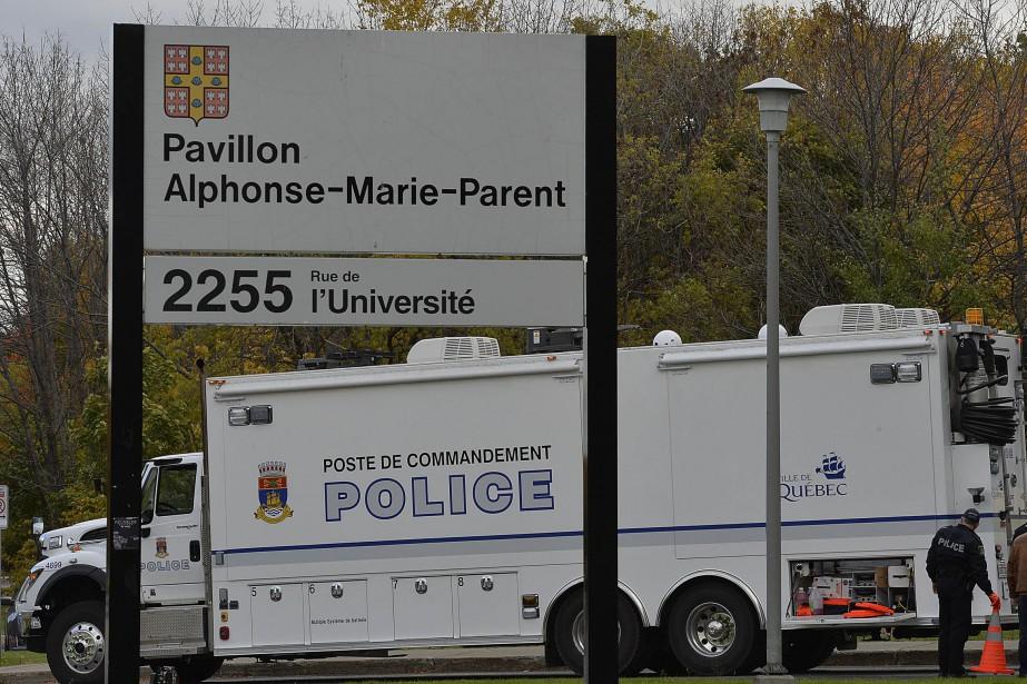 Des agressions sexuelles sont survenues à l'Université Laval... (Photo Pascal Ratthe, Le Soleil)