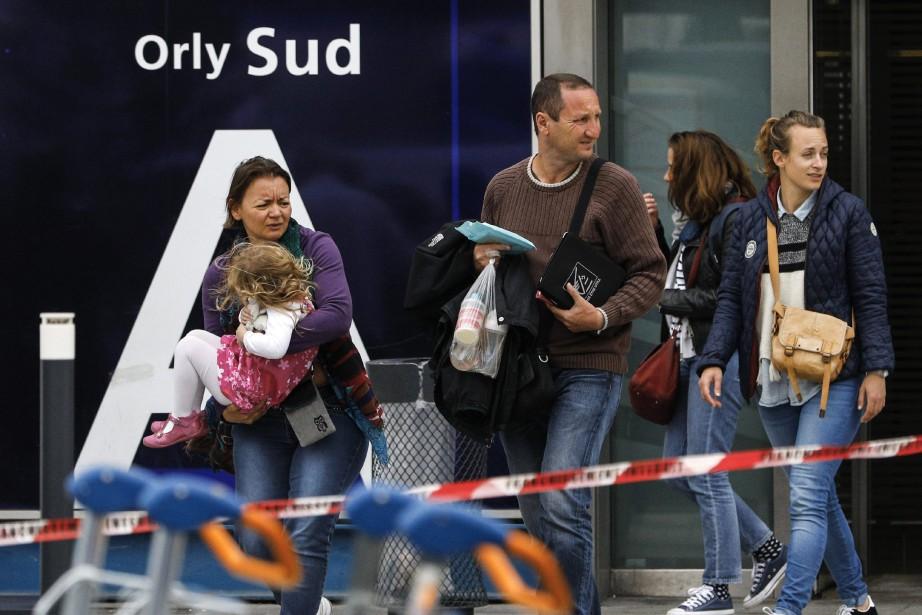 Cette attaque avait contraint les autorités à évacuer... (PHOTO AP)