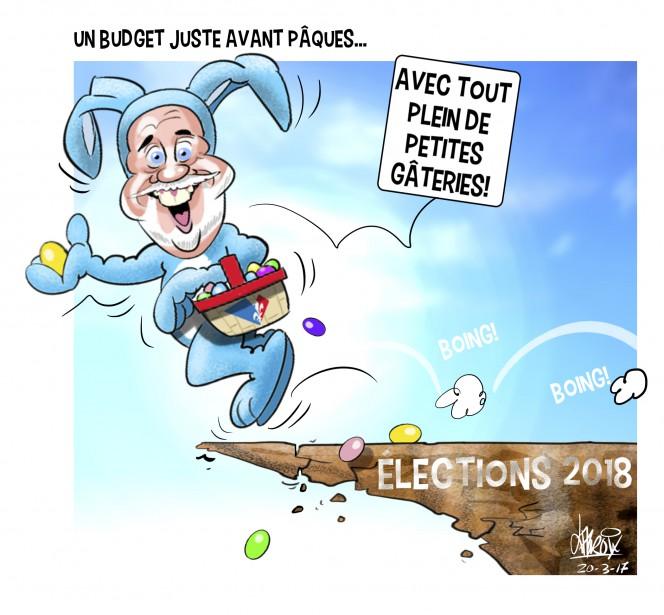 Caricature du 20 mars | 19 mars 2017