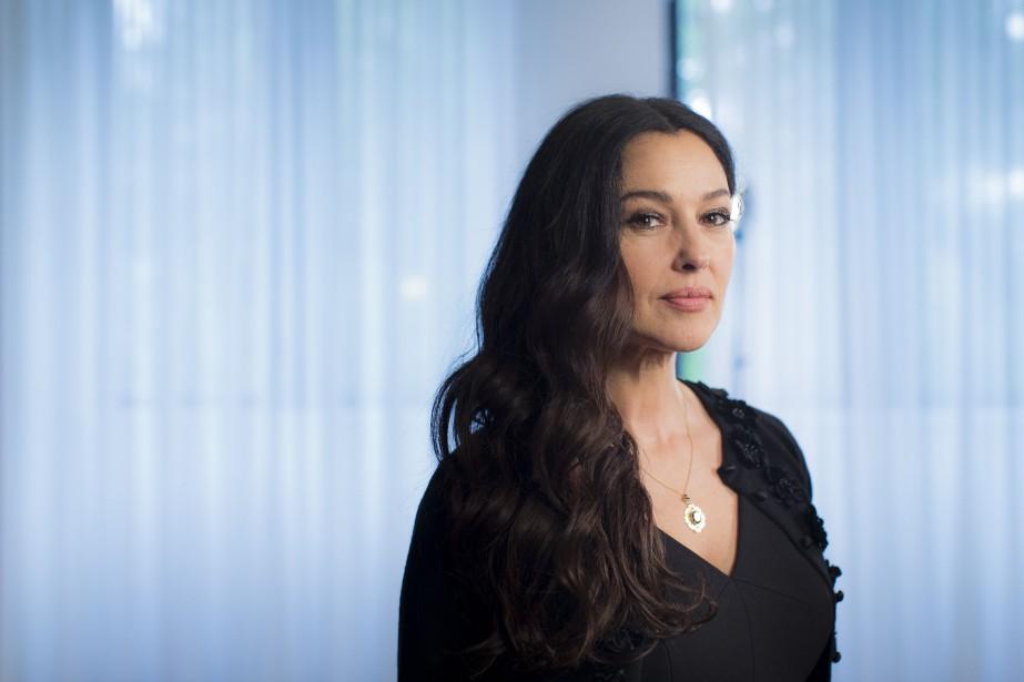 Monica Bellucci... (PHOTO EDOUARD PLANTE-FRÉCHETTE, ARCHIVES LA PRESSE)