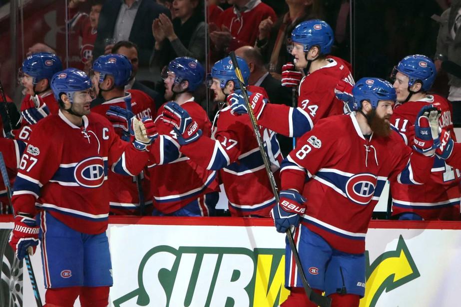 Le Canadiena signé deux importantes victoires contre les... (Photo Jean-Yves Ahern, USA Today Sports)