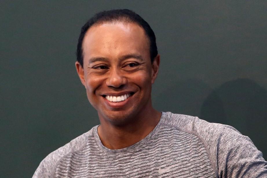 Tiger Woodspourrait rater le Tournoi des Maîtres pour... (Photo Mike Segar, Reuters)
