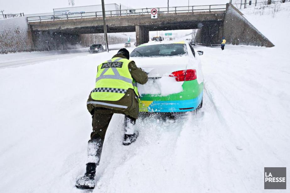 Ni la Sûreté du Québec, ni le ministère... (PHOTO PATRICK SANFAÇON, ARCHIVES LA PRESSE)