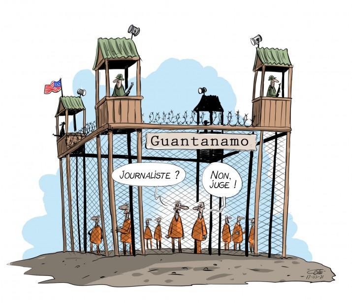 Caricature du 21 mars | 20 mars 2017