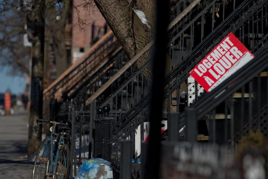 Depuis l'an dernier, les propriétaires de logements locatifs... (Photo Ivanoh Demers, Archives La Presse)