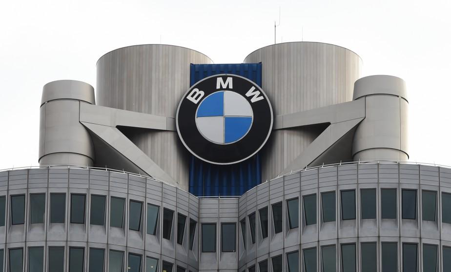 Lesiège social de BMW à Munich. (AFP)