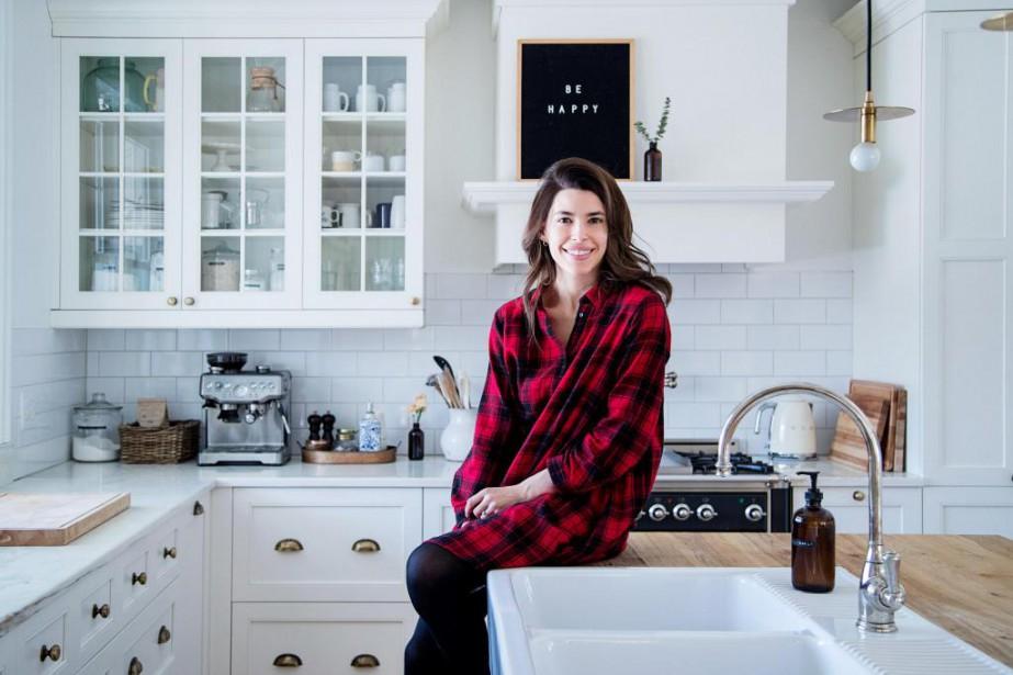 Dans la cuisine de marilou lucie lavigne am nagement - Nouvelle cuisine montreal ...