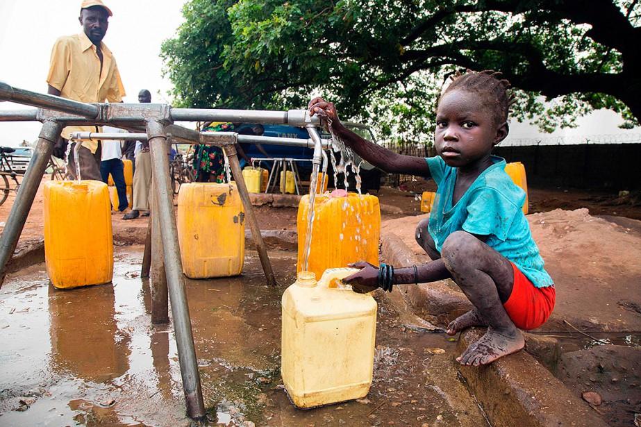 Selon l'Unicef, des conflits et la sécheresse font... (Albert GONZALEZ FARRAN, archives AFP)