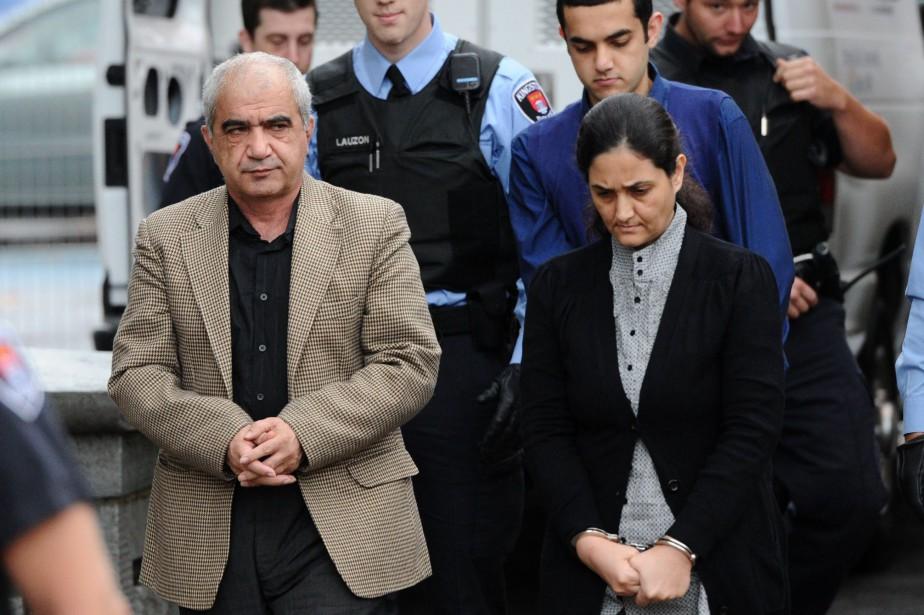 Mohammad Shafia etTooba Yahya... (PHOTO ARCHIVES LA PRESSE CANADIENNE)