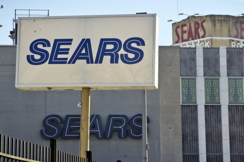 Sears, qui emploie 140 000 personnes, a annoncé... (Photo Bebeto Matthews, AP)