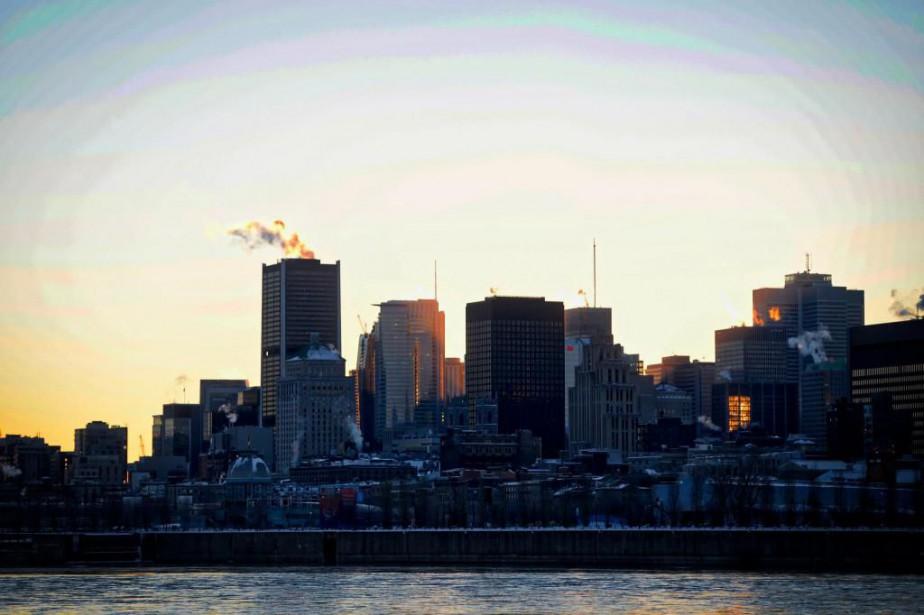 Montréal compte présentement 19arrondissements et un total de... (Photo Bernard Brault, Archives La Presse)