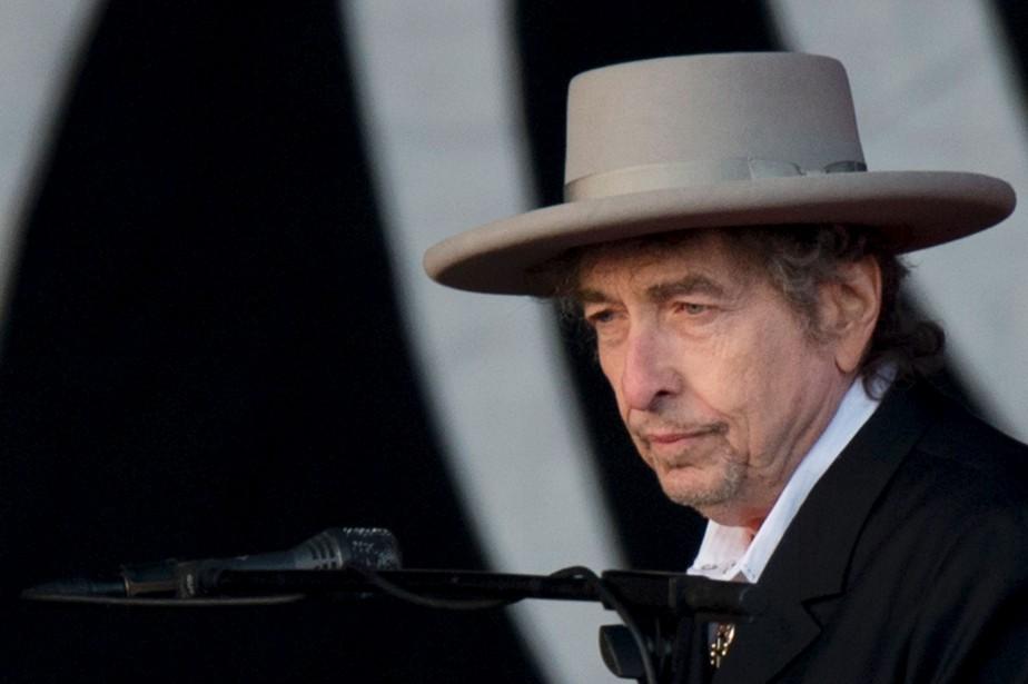 Bob Dylan en 2012.... (Archives, Agence France-Presse)
