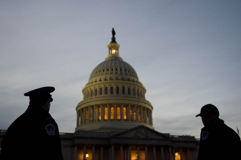 Dans cette missive, les élus afro-américains demandent au... (PHOTO ARCHIVES AFP)